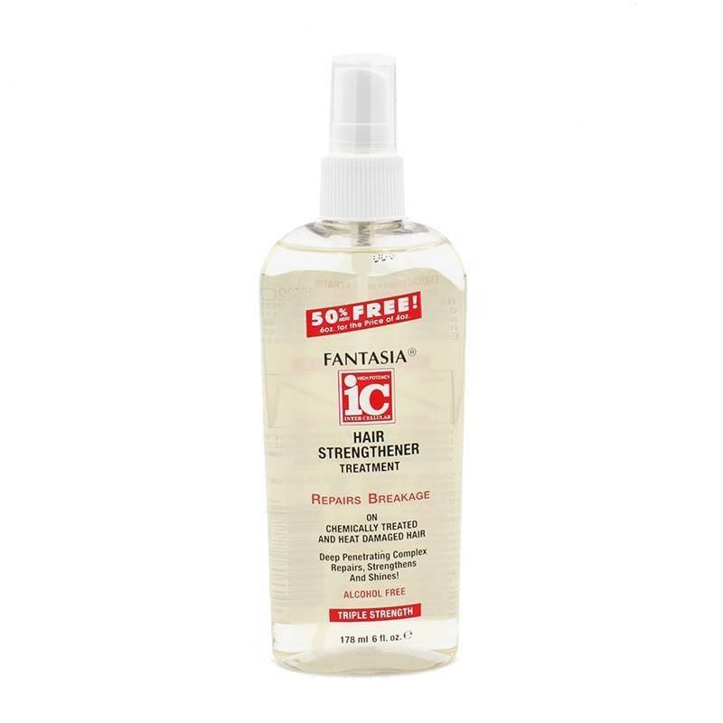 Traitement de renforcement des cheveux Fantasia Ic 178 ml