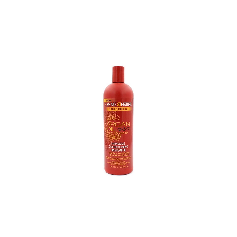 Cream Of Nature Argan Oil Intensive Condicioning Treatment 591 Ml