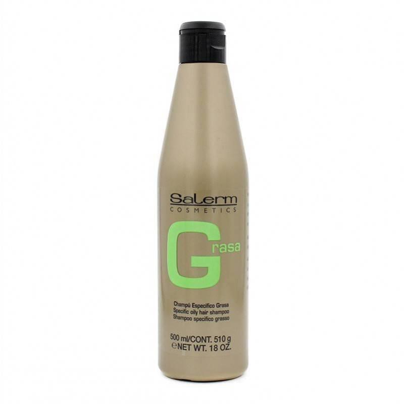 Salerm Fat Shampoo 500 Ml