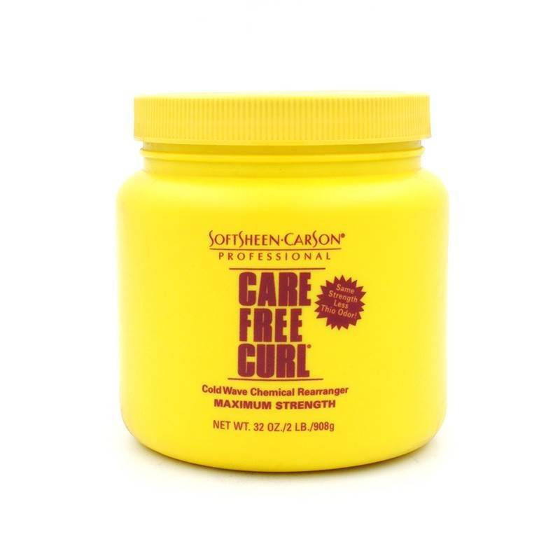 Soft & Sheen Carson Care Free Curl Cold Wave Max. 900 Gr