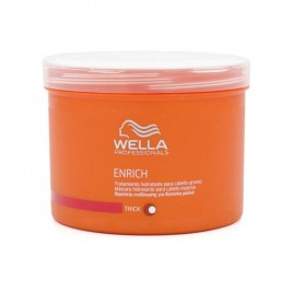 WELLA ENRICH SHAMPOO MASK MOISTURIZING THICK HAIR 500 ml