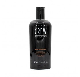 American Crew Champú Classic Gray 250 Ml