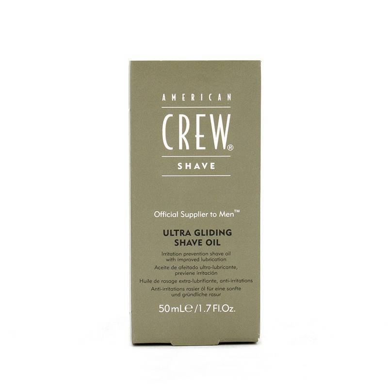 American Crew Lubricating Shave Oil 50 Ml