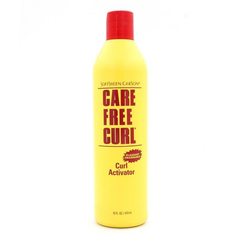 Soft & Sheen Carson Care Free Curl Activator 473 Ml