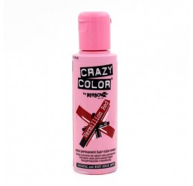 Crazy Color 40 Vermillion Red 100 Ml