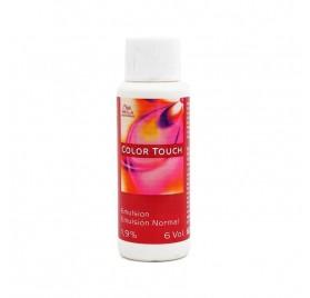 Wella Colore Touch Emulsione 1,9% 6 Vol 60 Ml