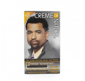 Creme Of Nature Mens Color Rich Black 4.0