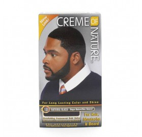 Creme Of Nature Mens Color Nature Black 1.0
