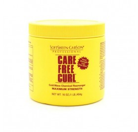 Soft & Sheen Carson Care Free Curl Cold Wave Max. 450 G