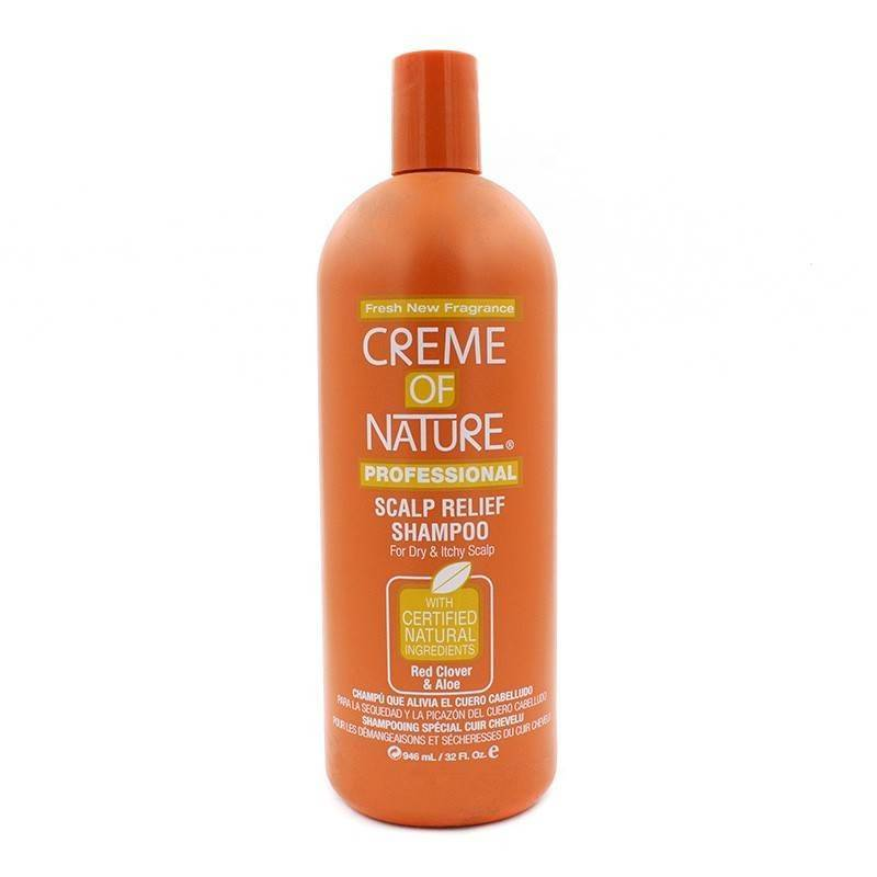 Creme Of Nature Profesional Champú Scalp Relief 946 Ml
