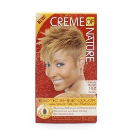 Creme Of Nature Argan Couleur Honey Blonde10.0