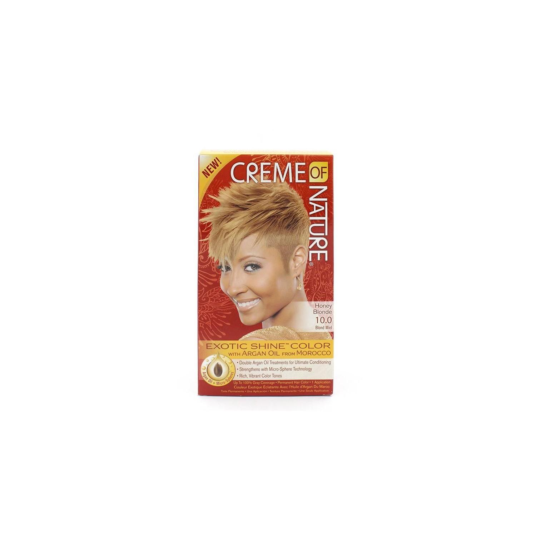 Creme Of Nature Argan Color Honey Blonde 10.0