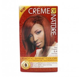 Creme Of Nature Argan Color Red Copper 6.4