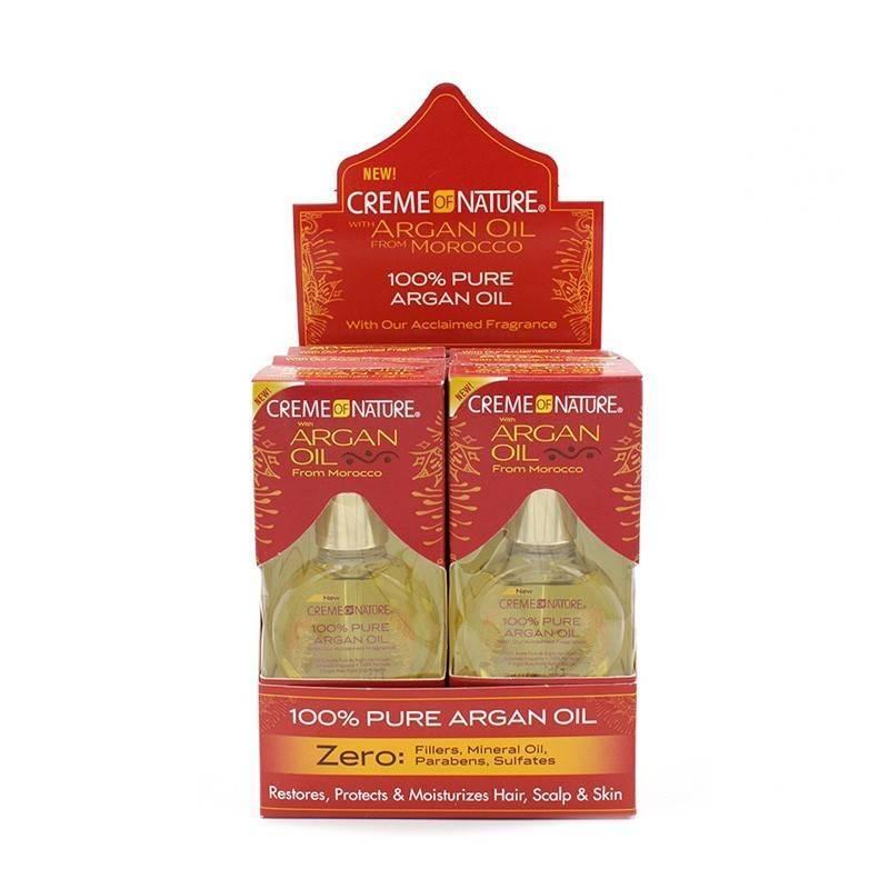Creme Of Nature Argan Oil 100% Pure 29 Ml