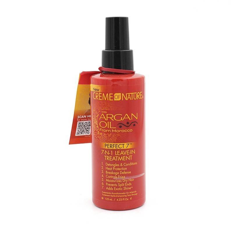 Creme Of Nature Argan Oil Perfect 7 In 1 Leave In 125 Ml