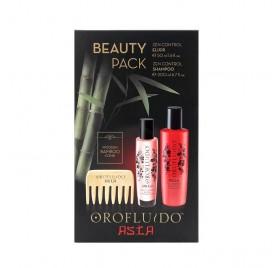 Revlon Asia Zen Beauty Pack (shampoo + Elisir)