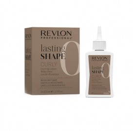 Revlon L/shape Curly Cabello Resistente (0) 3x100 Ml