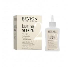 Revlon L / Shape Curly Cheveux Sensible (2) 3x 100 Ml