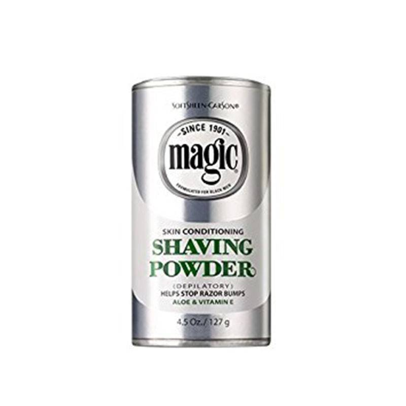 Soft & Sheen Carson Magic Shaving Powder Conditioning 127 Gr