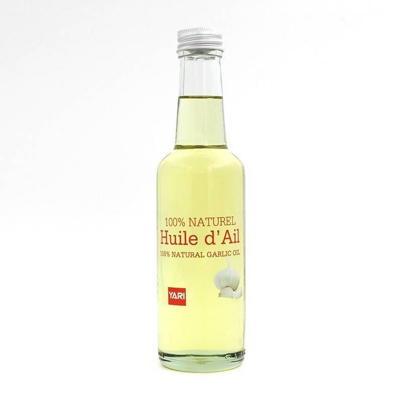 Yari Natural Garlic Oil 250 Ml