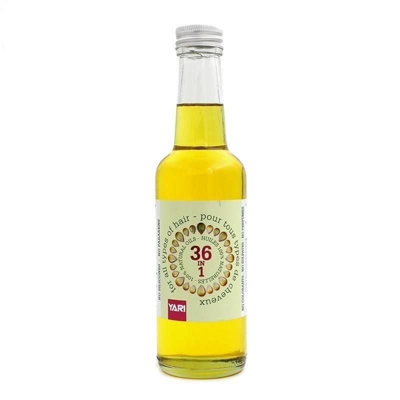 Yari Natural 36 In 1 Oil 250 Ml