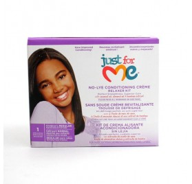 Soft & Beautiful Just For Me Relaxer Kit Reg
