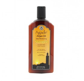 Agadir Argan Oil Champú Humectante Diario, 366 Ml