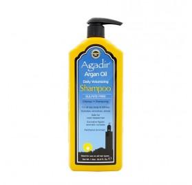Agadir Argan Oil Shampoo Voluminizer Daily, 1 Litro