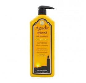 Agadir Argan Oil Champú Humectante Diario, 1 Litro