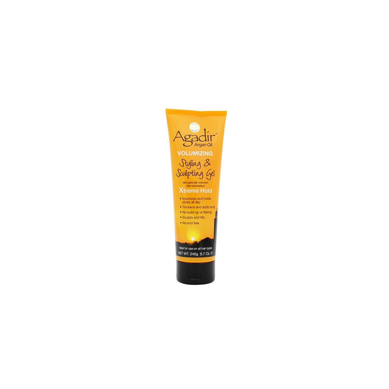 Agadir Argan Oil Styling & Sculpting Gel,257 Ml