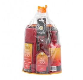 Agadir Hair Shield 450º+pacote