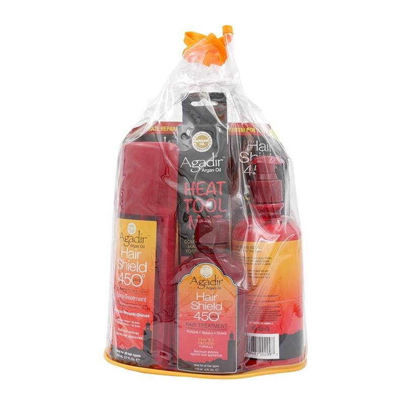 Agadir Hair Shield 450º + Pack
