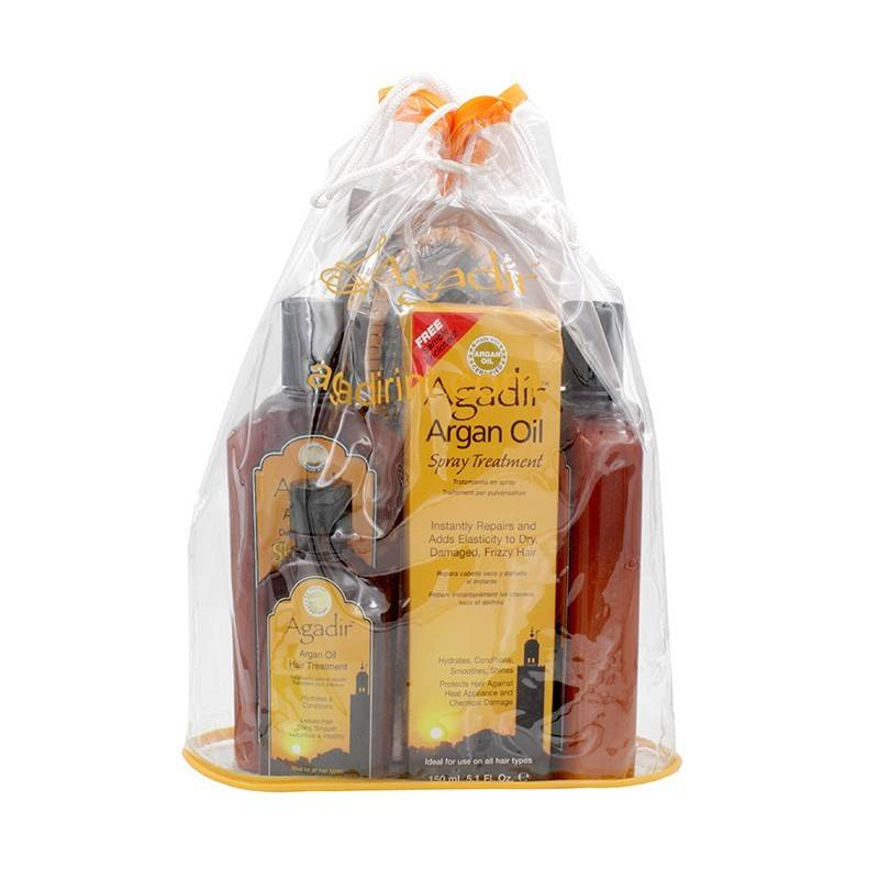 Agadir Oil De Argan Pack Hair Perfecto