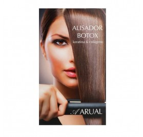 Arual Pack Alisador Keratina 1000 Ml (step 1-2)