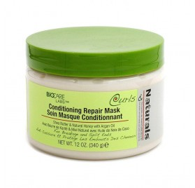 Biocare Curls & Naturals Acondicionador Repair Mask 340 Gr