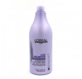 Loreal Expert Conditioner/treatment Liss Unlitimited 750 Ml