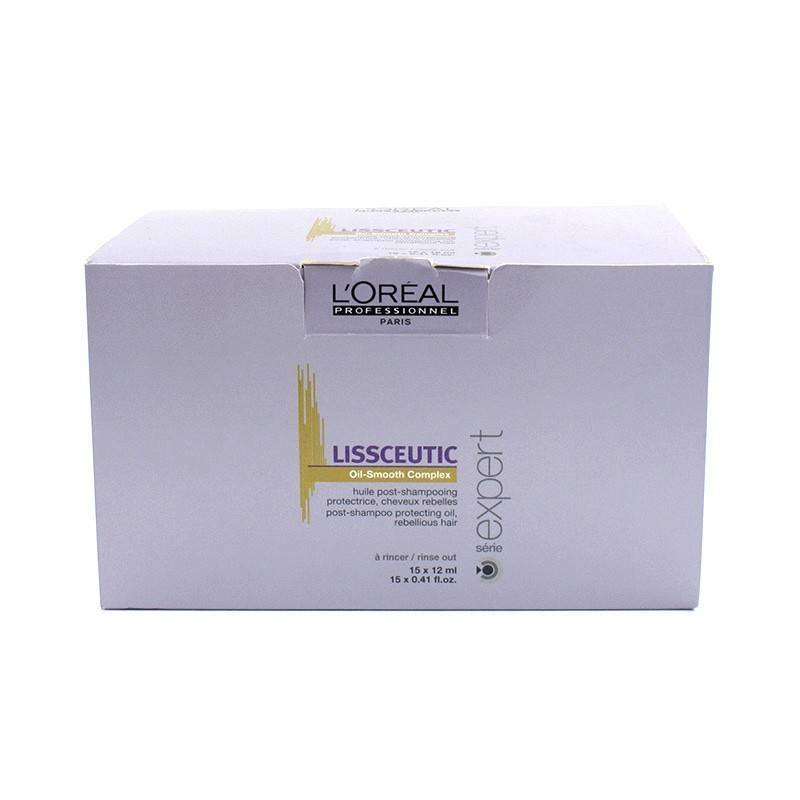 Loreal Expert Lissceutic Liss Unlimited 15x12 Ml