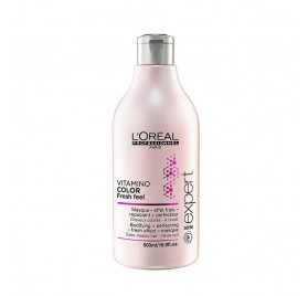 Loreal Expert Mascarilla Vitamino Color Fresh Aox 500 Ml