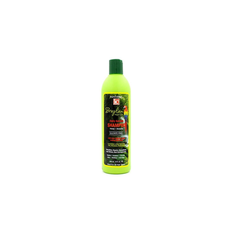 Fantasia Ic Brazilian Champú Keratin Oil 355 Ml