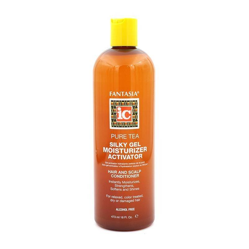 Fantasia Ic Pure Tea Gel Hidratante Activator 473 Ml