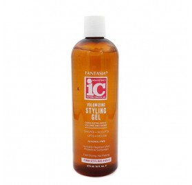 Gel coiffant volumisant Fantasia Ic 473 ml