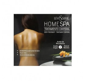 Levissime Pack Home Spa Soin Corps Argan