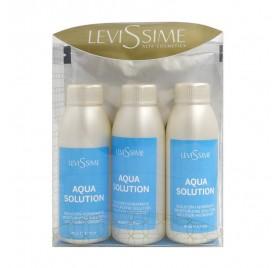 Levissime Máscara Facial Hidratante Sublime Aqua Pacote