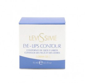 Levissime Eye-lips Contour 15 Ml (cream Gel)