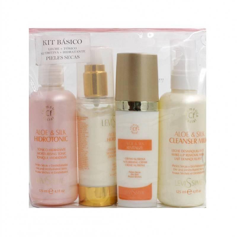Levissime Kit Basic Dry Skins