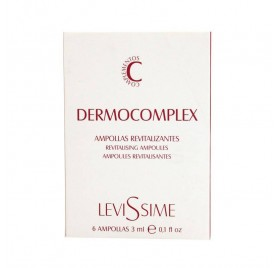 Levissime Ampollas Dermocomplex Revit. 6x3 Ml