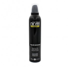 NIRVEL COLOR MOUSSE CASTAÑO 300 ml