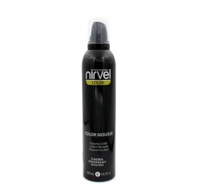 NIRVEL COLOR MOUSSE CAOBA 300 ml