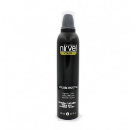 Nirvel Color Mousse Ceniza Oscuro 300 Ml