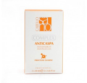 Nirvel Care Ampollas Complex Anticaspa 2x30 Ml